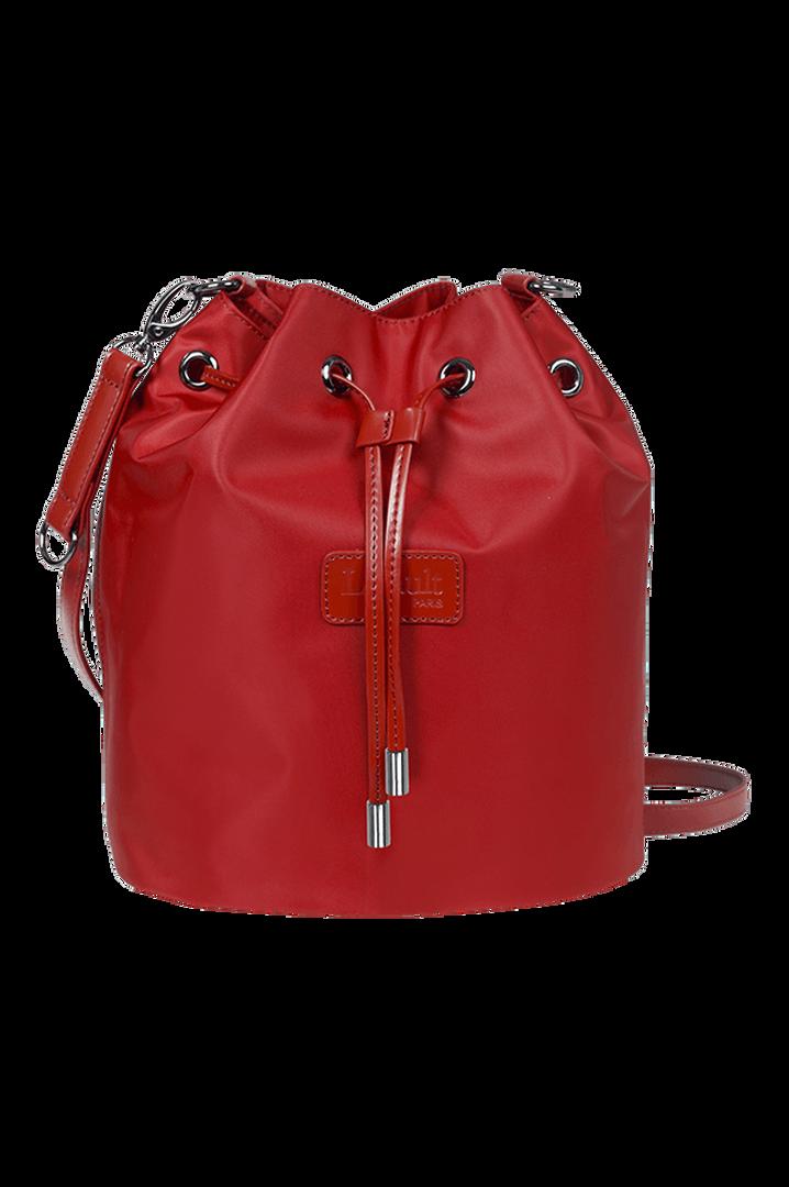 Lady Plume Bucket Bag S Ruby | 1