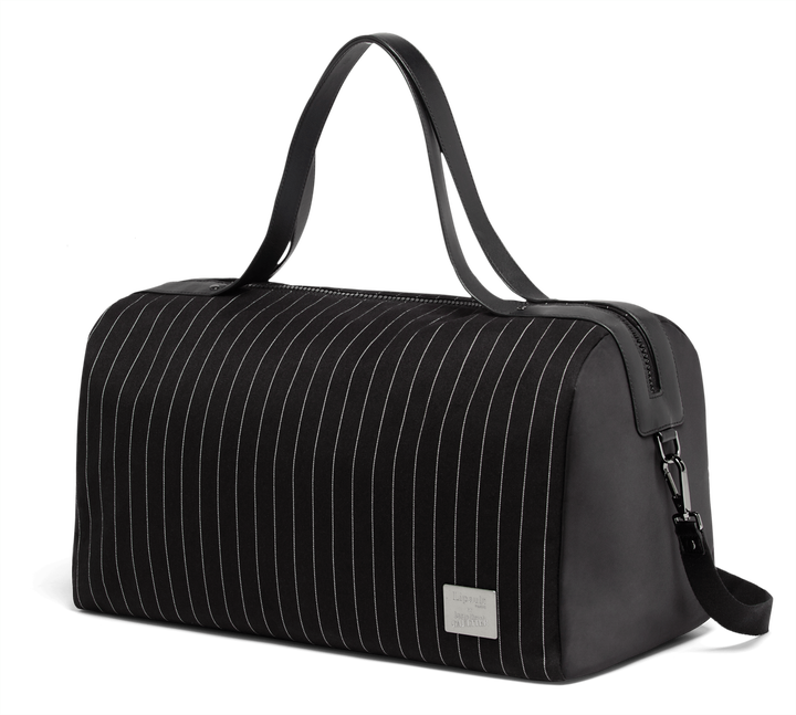 J.P. Gaultier Collab Ampli Duffle Bag Black | 3