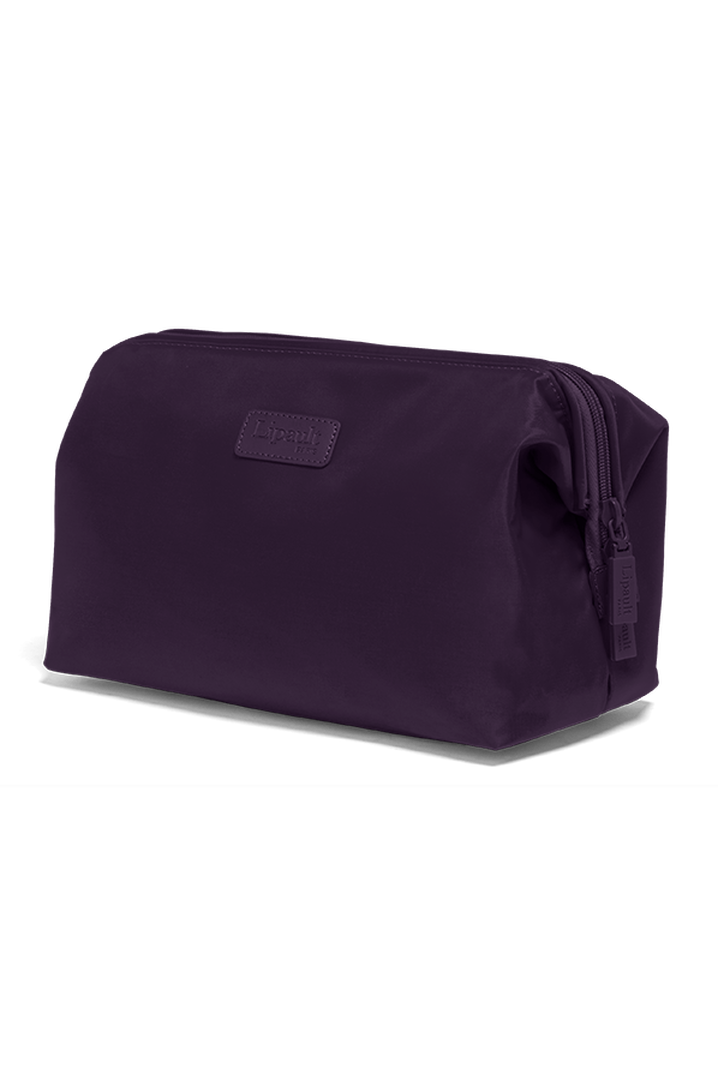 Plume Accessoires Toiletry Bag Purple | 3