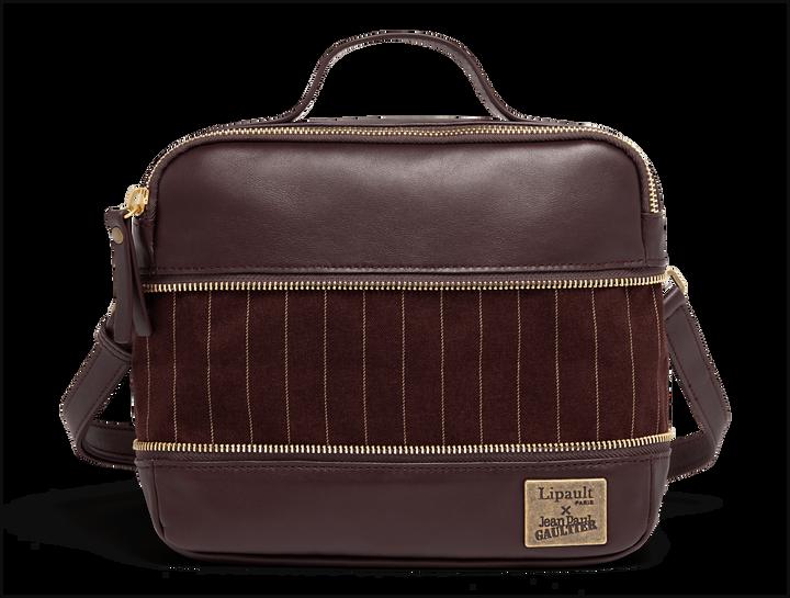 J.P. Gaultier Collab Slow Belt Bag Burgundy | 4