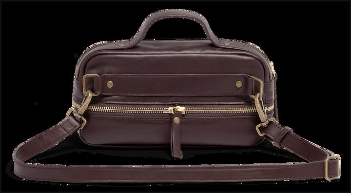 J.P. Gaultier Collab Slow Belt Bag Burgundy | 3