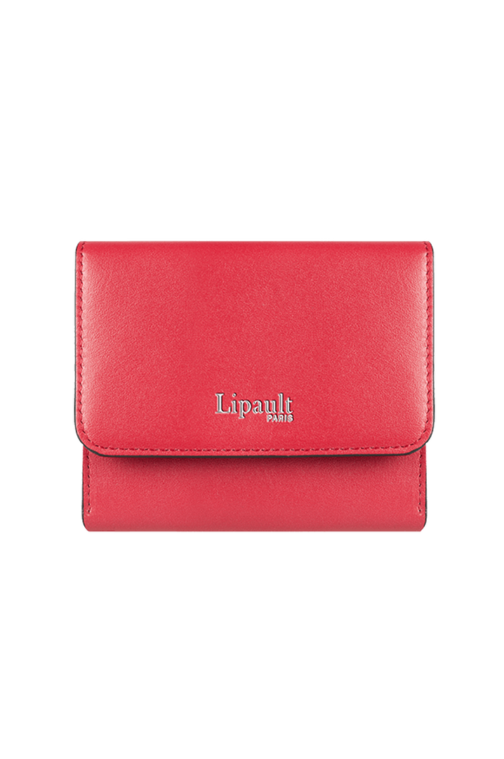 By The Seine Wallet  Raspberry Red | 1