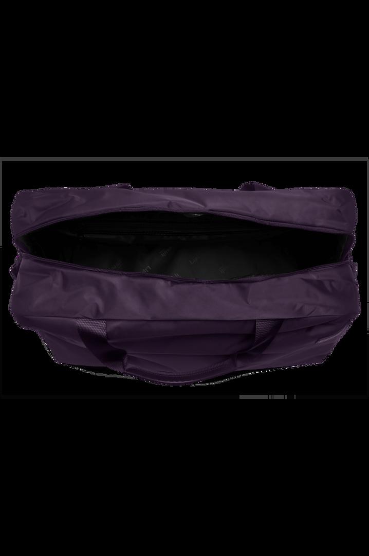 City Plume Weekend Bag Purple | 2