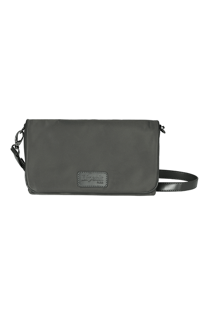 Lady Plume Clutch Bag M Anthracite Grey | 1