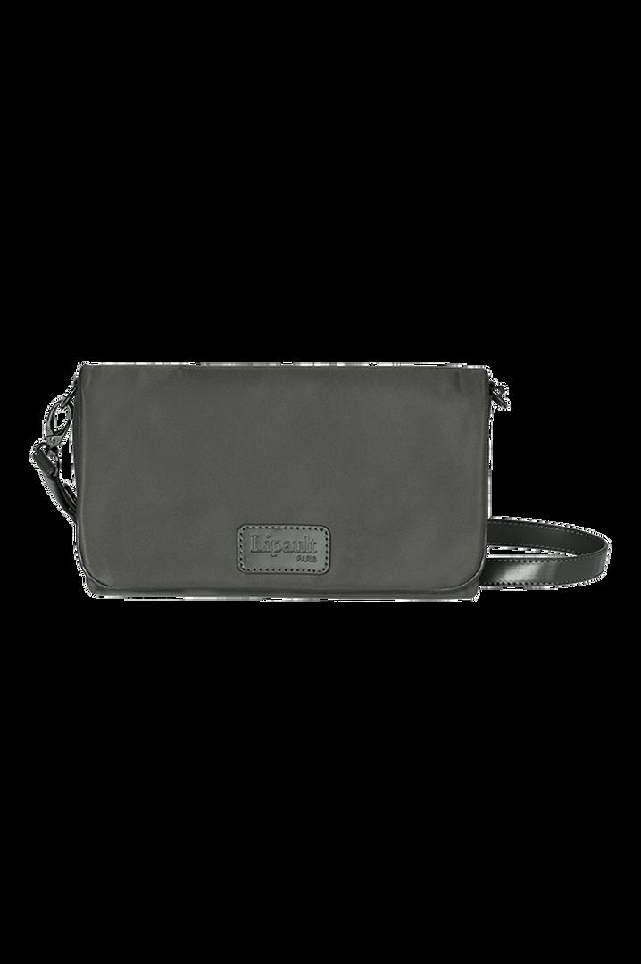 Lady Plume Clutch Bag M Anthracite Grey | 1
