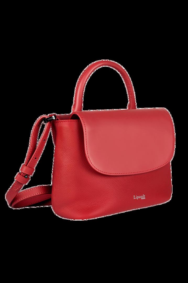Plume Elegance Handbag Ruby | 3