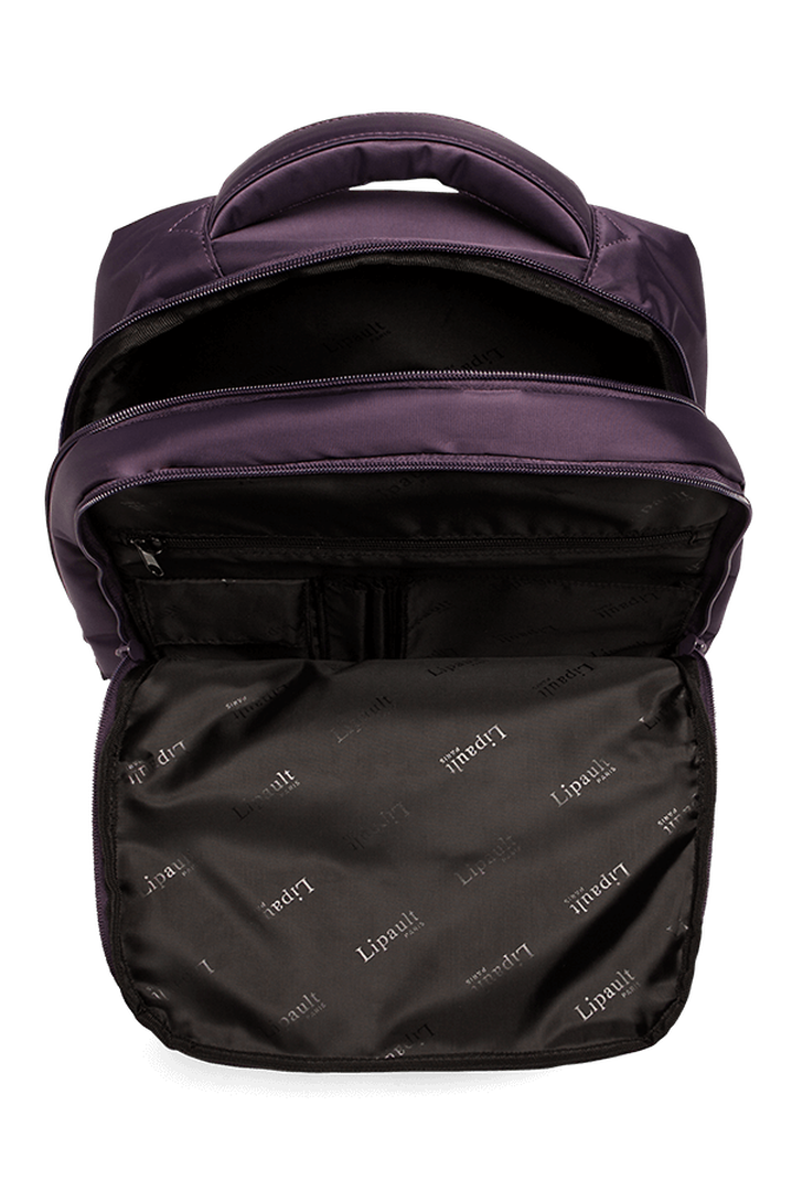 Plume Business Laptop Backpack L Purple | 2