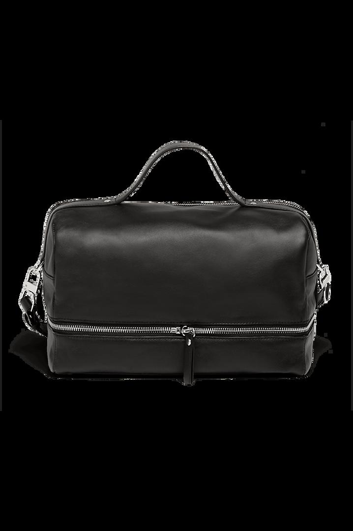 J.P. Gaultier Collab Compil Boston Bag Black   3
