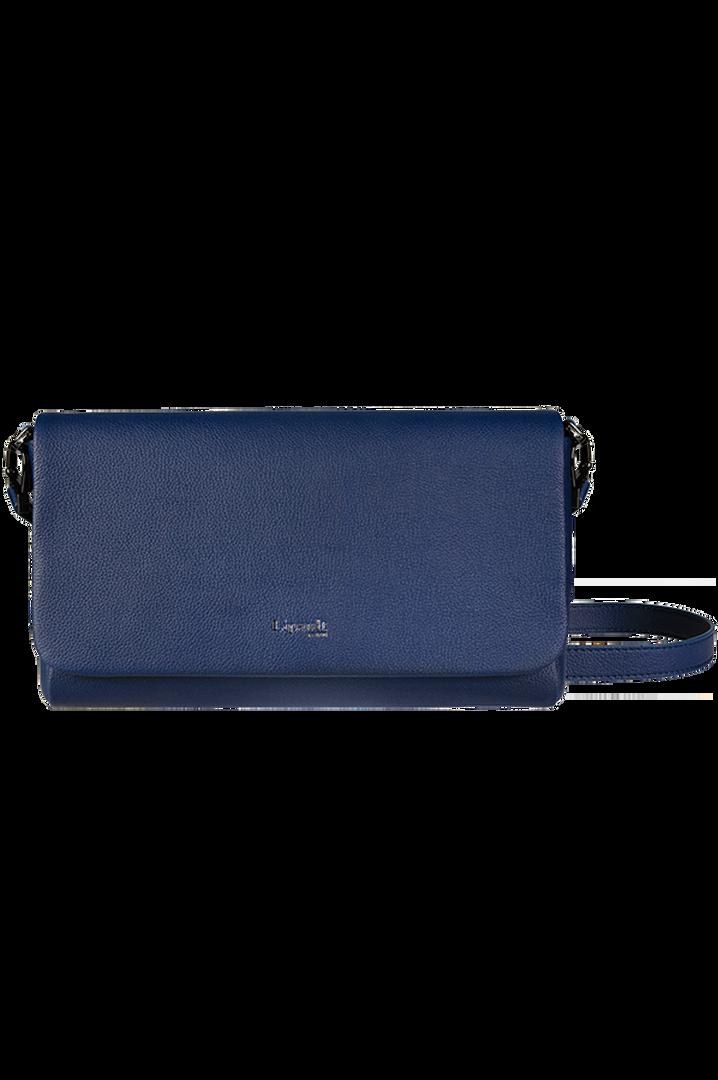 Plume Elegance Clutch Bag Navy | 6