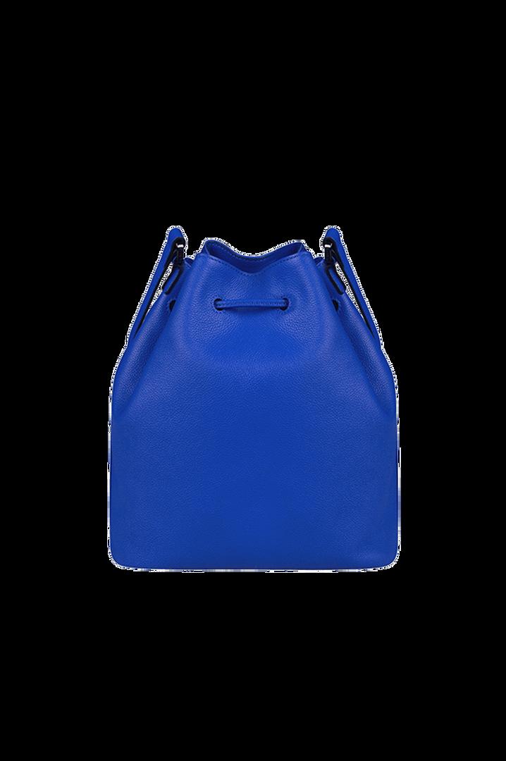 Plume Elegance Bucket Bag Exotic Blue | 3