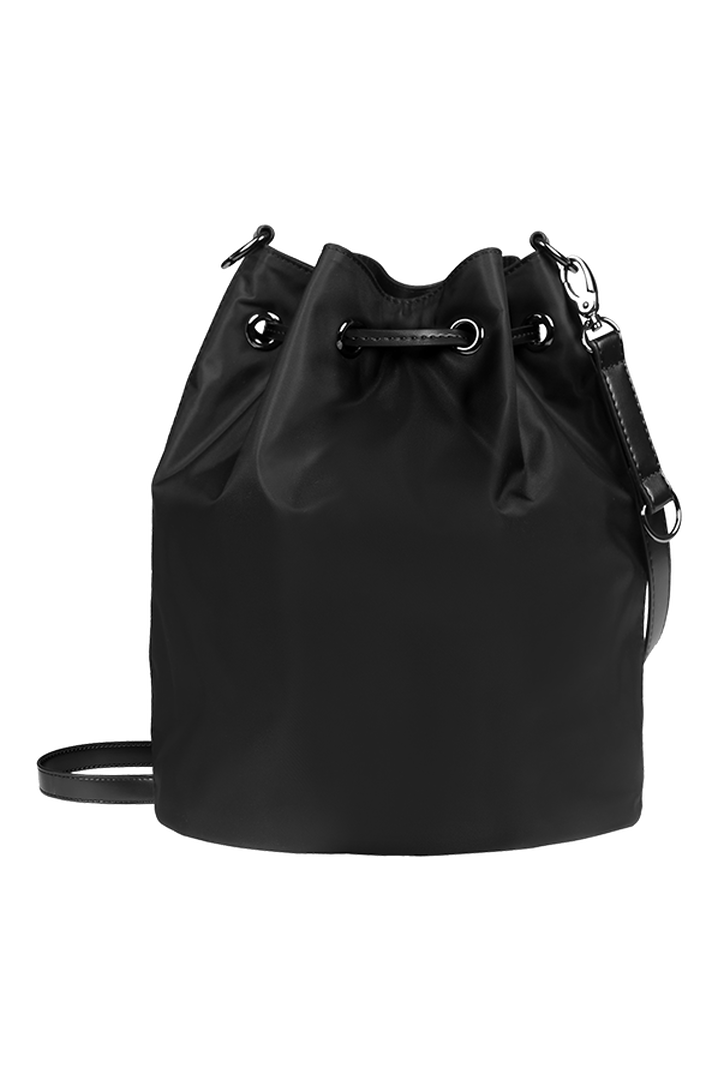 Lady Plume Bucket Bag S Black | 4