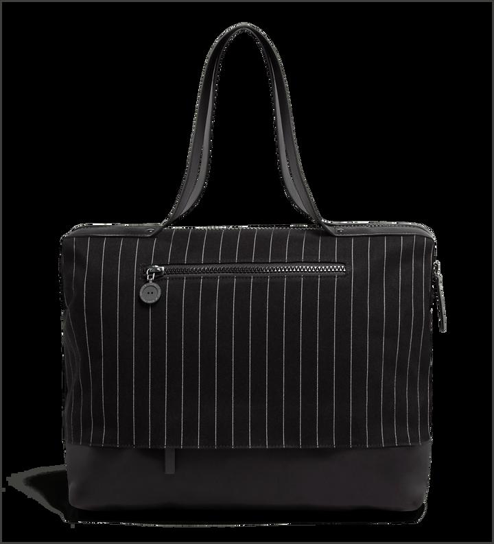 J.P. Gaultier Collab Ampli Shopping bag Black | 2