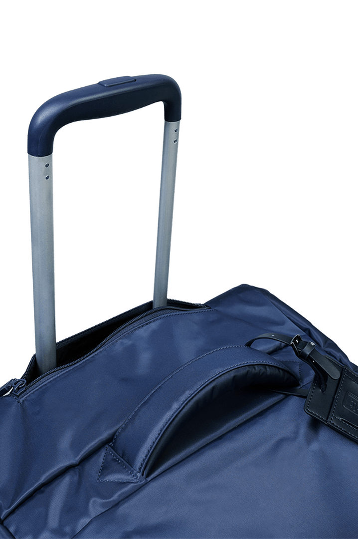 Pliable Duffle with wheels 78cm Navy | 4
