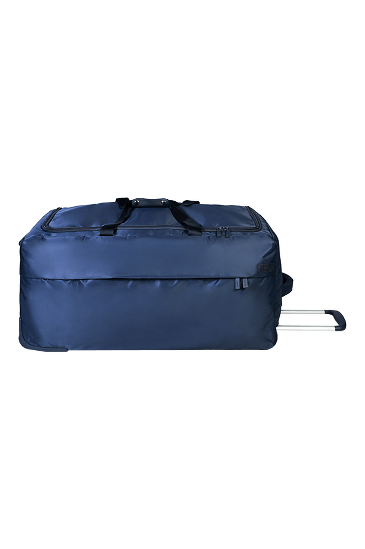 Pliable Duffle with wheels 78cm Navy | 3