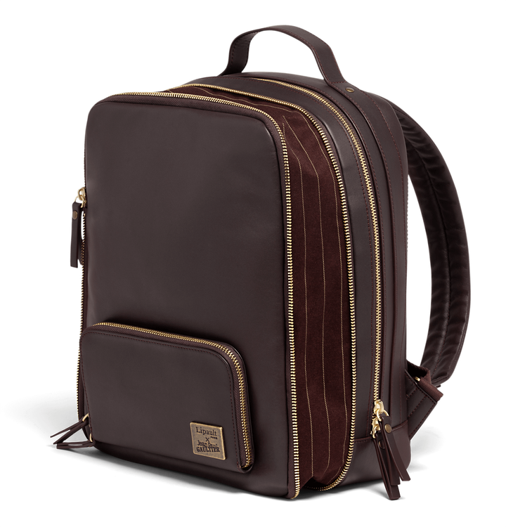 J.P. Gaultier Collab Mix Backpack M Burgundy | 5