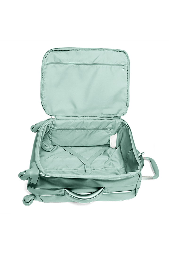 Miss Plume Spinner (4 wheels) 55cm Aqua Green | 2