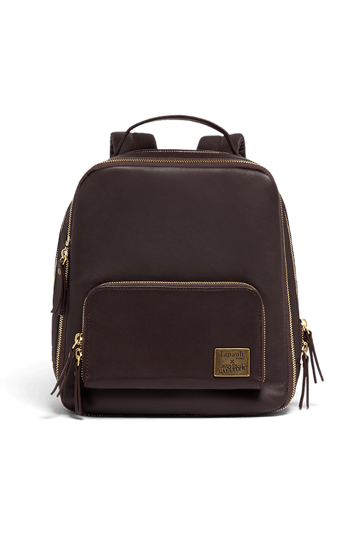 J.P. Gaultier Collab Mix Backpack S Burgundy | 1
