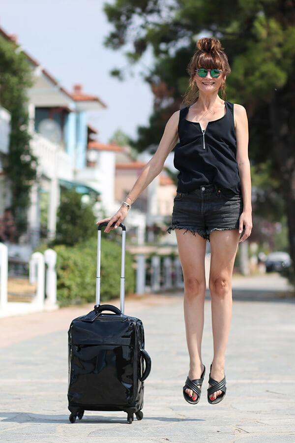 Travelling essentials