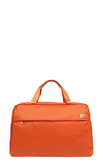 Lipault City Plume Duffle Bag Orange