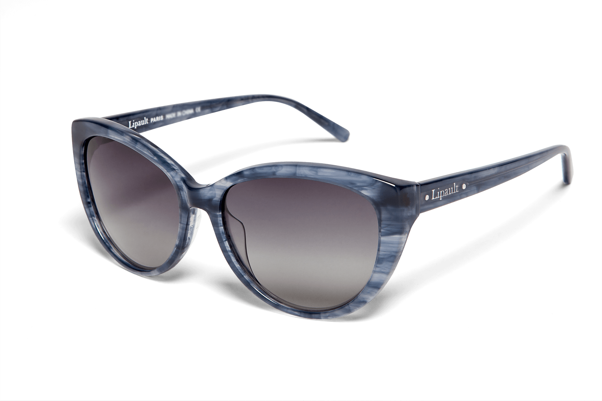 35a478ab59b49e Plume Accessoires Sunglasses Wood Grey Blue